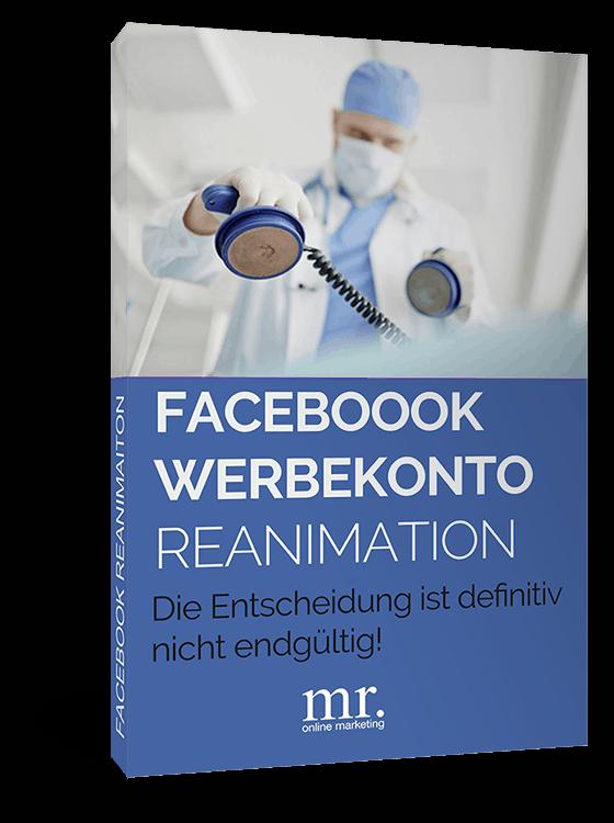 Hier erfahren Sie was Sie tun können wenn Ihr Facebook Werbekonto gesperrt und deaktiviert wurde